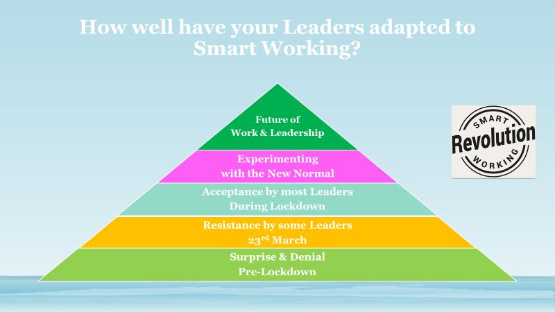 Leaders adapting to change