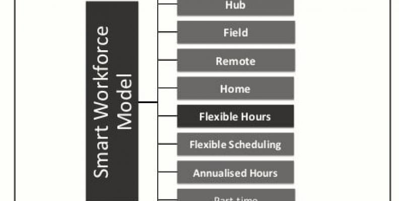 The Smart Workforce Model