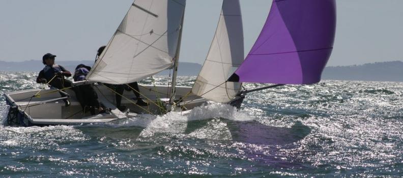 Rough Seas Make Great Sailors